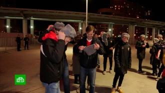 Gentlefan: болельщикам «Арсенала» перед матчем с ЦСКА подарили шапки-ушанки