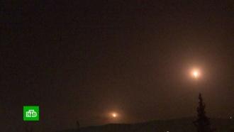 Минобороны РФ раскрыло число перехваченных над Сирией ракет