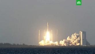 ВСША запустили <nobr>ракету-носитель</nobr> сдвумя военными аппаратами