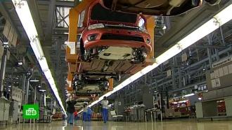 «АвтоВАЗ» приостановил производство Lada Vesta