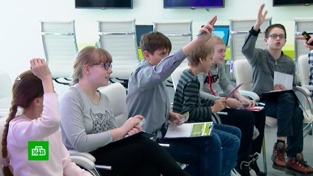 Московских школьников начали учить азам предпринимательства.дети и подростки, Москва, экономика и бизнес.НТВ.Ru: новости, видео, программы телеканала НТВ