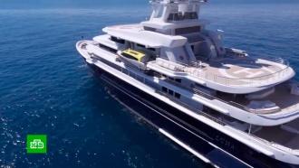 Российский миллиардер Ахмедов пытается спасти яхту от посягательств бывшей жены