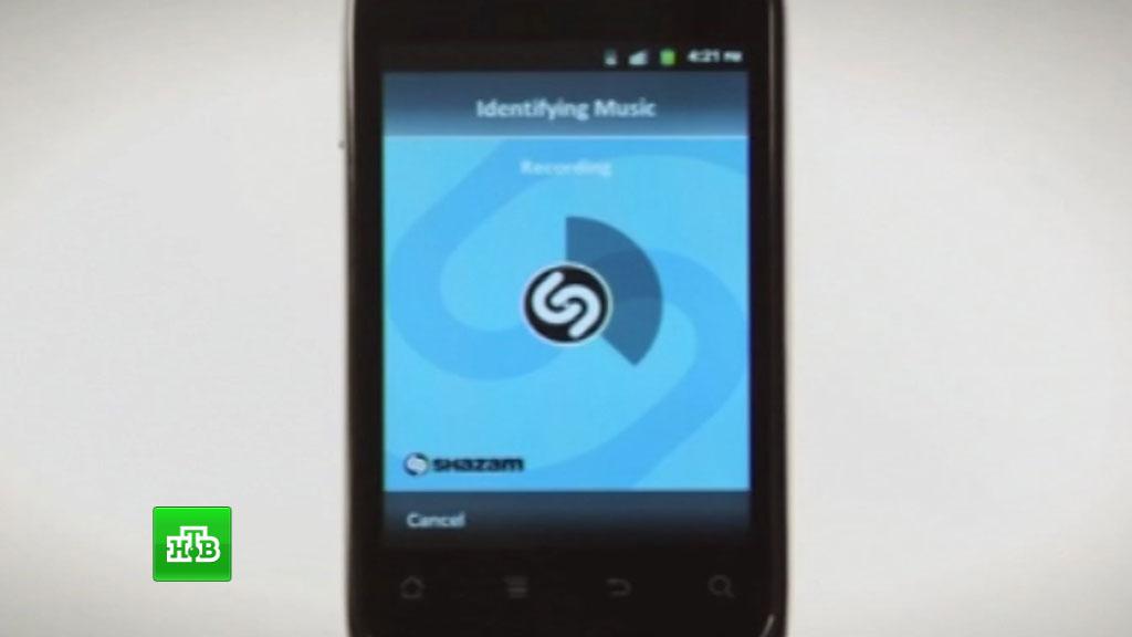 Apple купила сервис распознавания музыки Shazam
