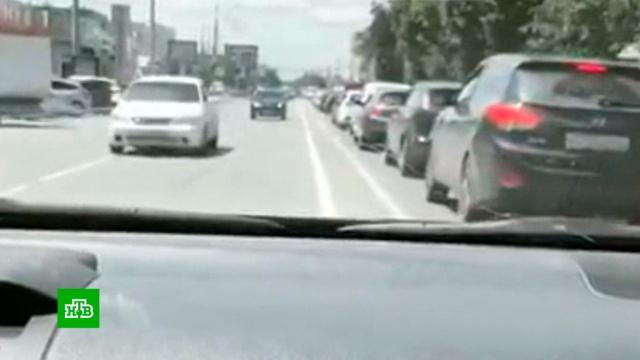 Полиция на Кубани изучает видео с «подвигами» лихача на Gelandewagen.автомобили, ГИБДД, Краснодар, мажоры.НТВ.Ru: новости, видео, программы телеканала НТВ