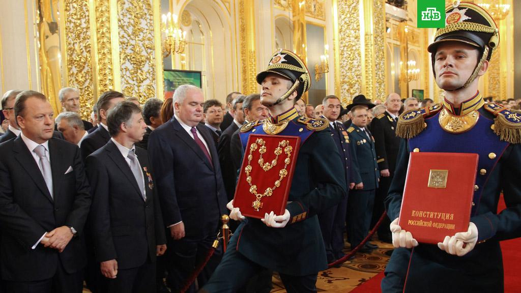 Инаугурация президента России.НТВ.НТВ.Ru: новости, видео, программы телеканала НТВ