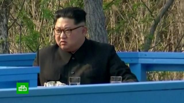 Госдеп ответил на сообщения овстрече Трампа иКим Чен Ына вРоссии.Госдепартамент США, Ким Чен Ын, Северная Корея, Трамп Дональд.НТВ.Ru: новости, видео, программы телеканала НТВ