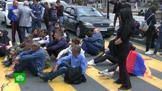 «Это не Майдан»: участники протестов в Ереване рассказали о своих мотивах
