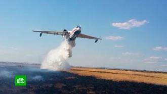 ВАмурской области стабилизировалась ситуация сприродными пожарами