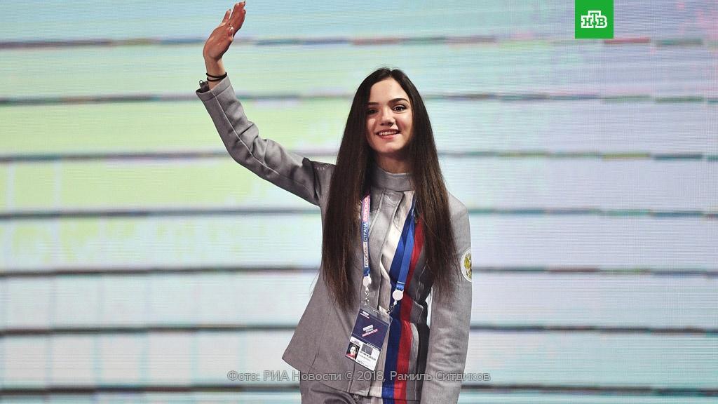 Фигуристка-чемпионка Медведева может уехать в Канаду и сменить спортивное гражданство.спорт, фигурное катание.НТВ.Ru: новости, видео, программы телеканала НТВ