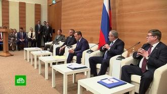 Медведев огласил предполагаемый состав правительства