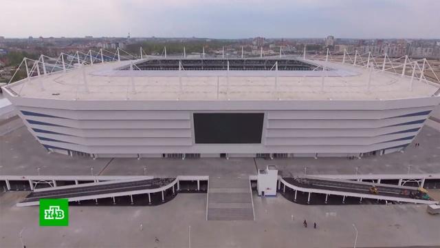 «Просто прелесть»: калининградцы довольны построенным к ЧМ-2018 стадионом.Калининград, спорт, стадионы, футбол.НТВ.Ru: новости, видео, программы телеканала НТВ