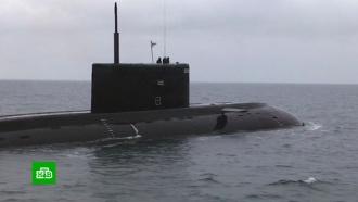 Черноморский флот России отмечает <nobr>235-летие</nobr>