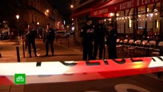 «Ходил вокруг с ножом в окровавленных руках»: очевидец рассказал о резне в Париже