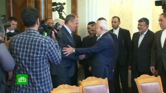 Лавров назвал кризисной ситуацию вокруг сделки по иранскому атому