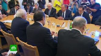 Ядерная сделка сИраном: Зариф рассчитывает получить поддержку Евросоюза