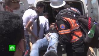США возложили ответственность за кровопролитие всекторе Газа на ХАМАС