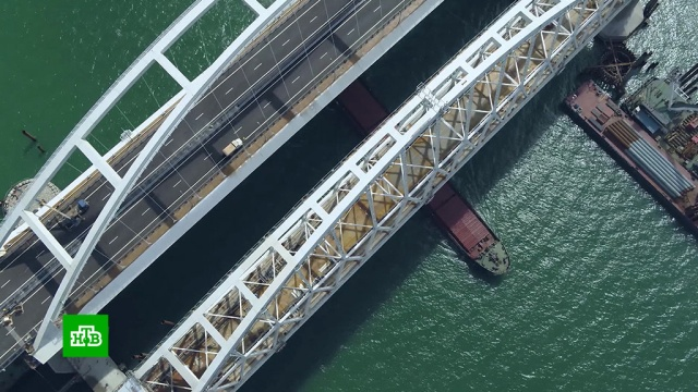 Этапы строительства: как Крымский мост возвели врекордные сроки.Крым, Путин, мосты, строительство.НТВ.Ru: новости, видео, программы телеканала НТВ