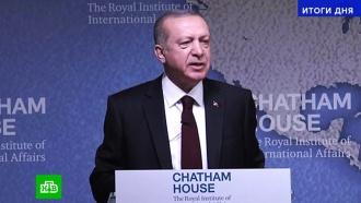 Эрдоган назвал геноцидом ситуацию всекторе Газа