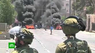 Число погибших на границе Палестины иИзраиля возросло до 63