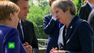 Саммит ЕС решил поддерживать ядерную сделку с Ираном