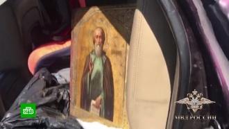 ВНижегородской области пойманы похитители чудотворных икон