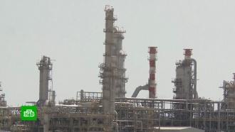 Цена нефти Brent превысила 80долларов впервые сосени 2014года