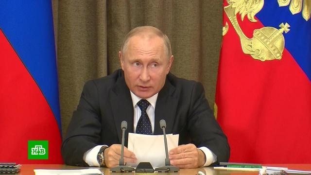Путин рассказал обоевых испытаниях новейших лазерных комплексов.армия и флот РФ, вооружение, Путин, технологии.НТВ.Ru: новости, видео, программы телеканала НТВ