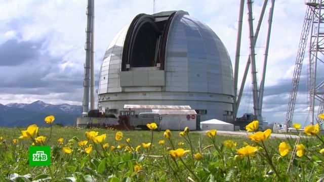 Грандиозная миссия: самый большой телескоп в Европе получил новое зеркало.Карачаево-Черкесия, космос, модернизация, астрономия, наука и открытия.НТВ.Ru: новости, видео, программы телеканала НТВ