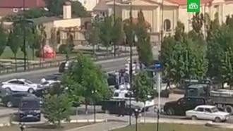 ВГрозном боевики попытались захватить церковь: есть жертвы