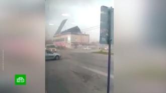 В Свердловской области ликвидируют последствия мощного урагана