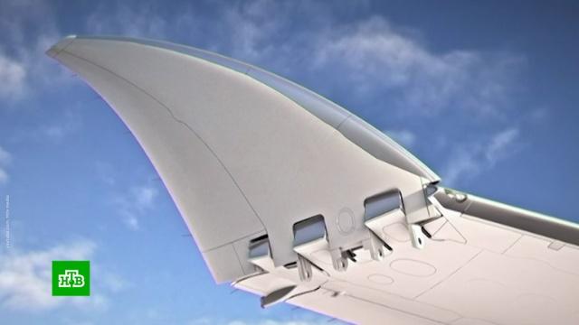 Boeing обзаведется складными крыльями.Boeing, США, авиация, компании, самолеты.НТВ.Ru: новости, видео, программы телеканала НТВ
