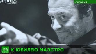Петербург чествует маэстро Гергиева на концерте в Эрмитаже