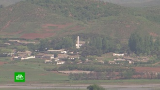 КНДР держит всекрете процедуру уничтожения ядерного полигона Пхунгери