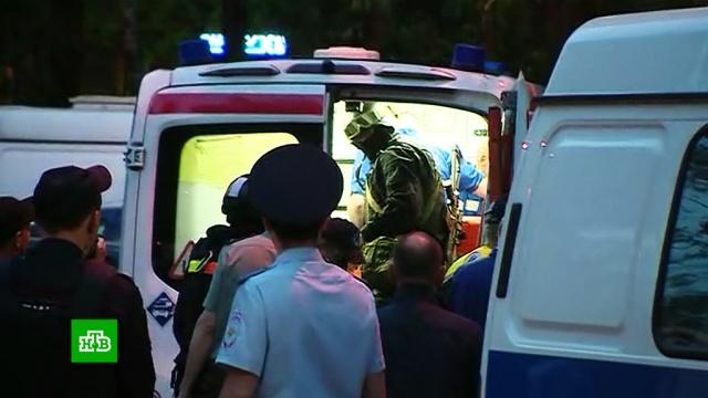 Задержан мужчина, захвативший заложников в квартире на востоке Москвы.задержание, заложники, Москва, полиция, смерть.НТВ.Ru: новости, видео, программы телеканала НТВ