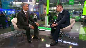 Вячеслав Володин: запрос на рынок России очень большой