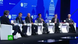 Общий объем сделок на полях <nobr>ПМЭФ-2018</nobr> превысит триллион рублей