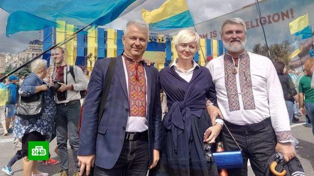 Украинские патриоты ссорятся из-за языка на русском.хулиганство, футбол, Украина, Киев, драки и избиения, нападения, дипломатия.НТВ.Ru: новости, видео, программы телеканала НТВ
