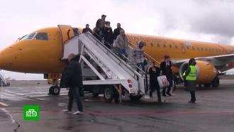 «Саратовские авиалинии» объявили об увольнении почти всех сотрудников.Саратов, Саратовская область, авиакомпании, авиация, работа.НТВ.Ru: новости, видео, программы телеканала НТВ