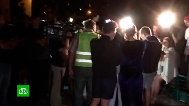 Киллер караулил журналиста Бабченко в подъезде его дома.журналистика, убийства и покушения, Украина, расследование.НТВ.Ru: новости, видео, программы телеканала НТВ