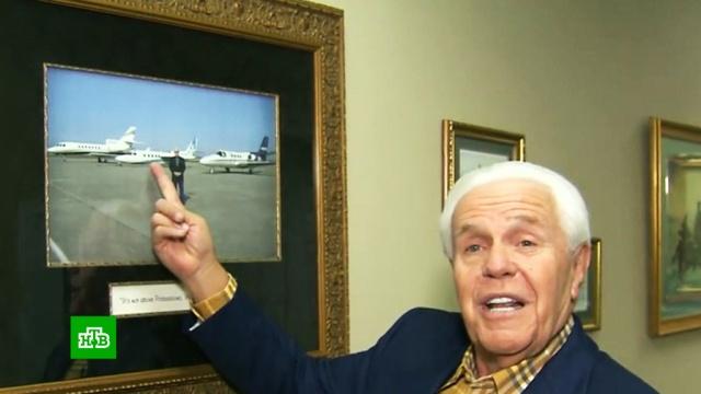 Американский проповедник прокомментировал скандал из-за $54 млн на личный самолет.США, религия, самолеты, скандалы.НТВ.Ru: новости, видео, программы телеканала НТВ