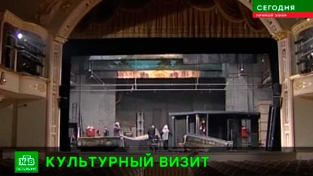 Питерская полиция заинтересовалась декорациями к «Графу Монте-Кристо».Санкт-Петербург, мюзиклы, обыски, театр.НТВ.Ru: новости, видео, программы телеканала НТВ