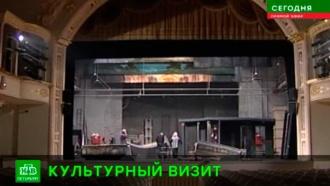 Питерская полиция заинтересовалась декорациями к «Графу Монте-Кристо»