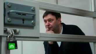 Вышинский попросил помощи уПутина
