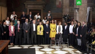 Каталония получила новое правительство и избавилась от прямого правления Мадрида.Испания, Каталония.НТВ.Ru: новости, видео, программы телеканала НТВ