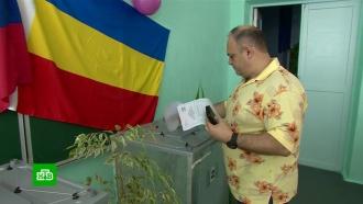 «Единая Россия» проводит предварительное голосование
