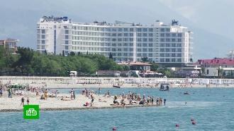 Все на море: почему ссочинских пляжей исчезли катера иторговцы чурчхелой