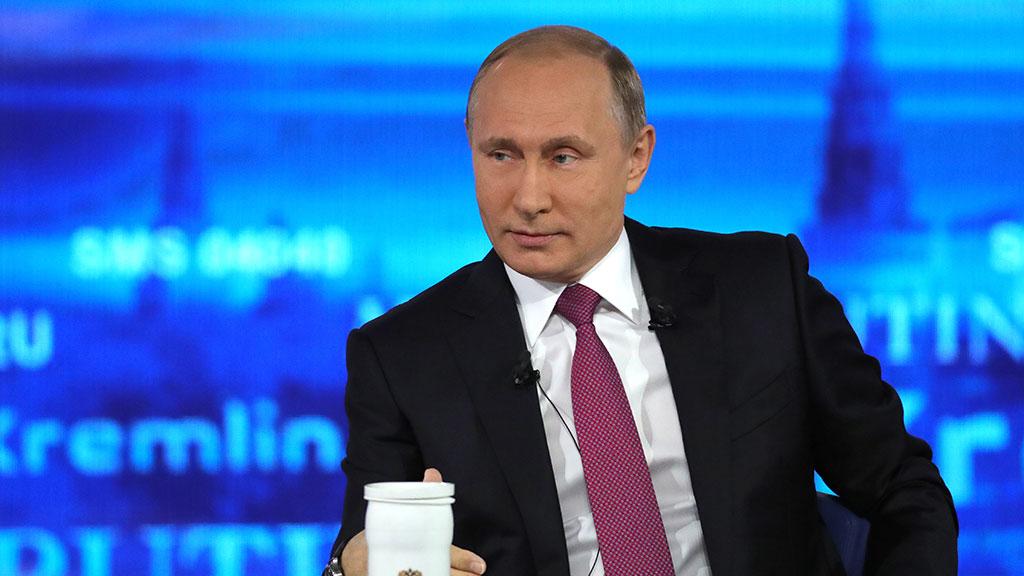 Прямая линия с Владимиром Путиным.прямая линия, Путин.НТВ.Ru: новости, видео, программы телеканала НТВ