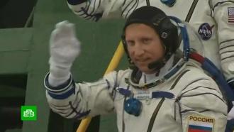Российский космонавт пообещал побриться наголо на МКС вслучае проигрыша футбольного спора