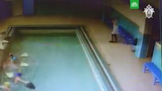 Потолок обрушился вбассейне под Петербургом: пострадали дети
