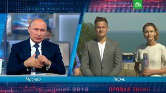 Путин рассказал, когда вКрыму продукты станут дешевле